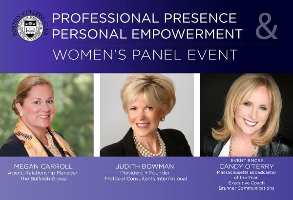 Professional Presence & Personal Empowerment for Women
